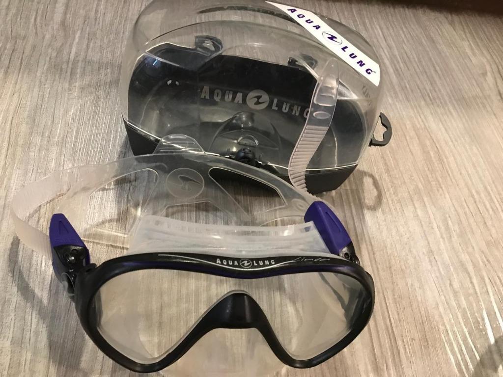 Masker Diving Aqualung