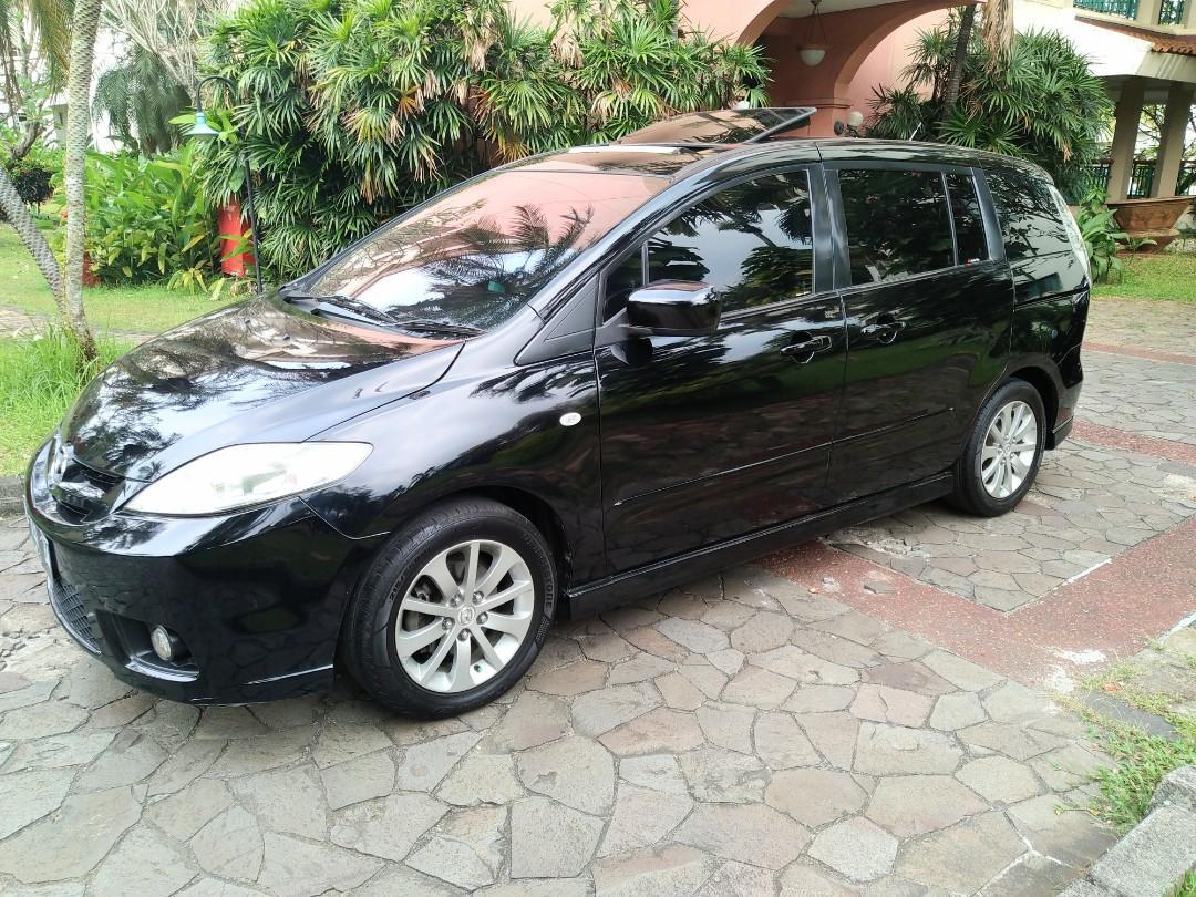 Mazda5 Japan