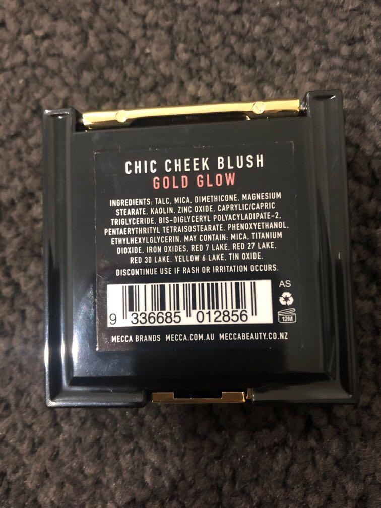 Mecca Max Chic Cheek Blush Bundle