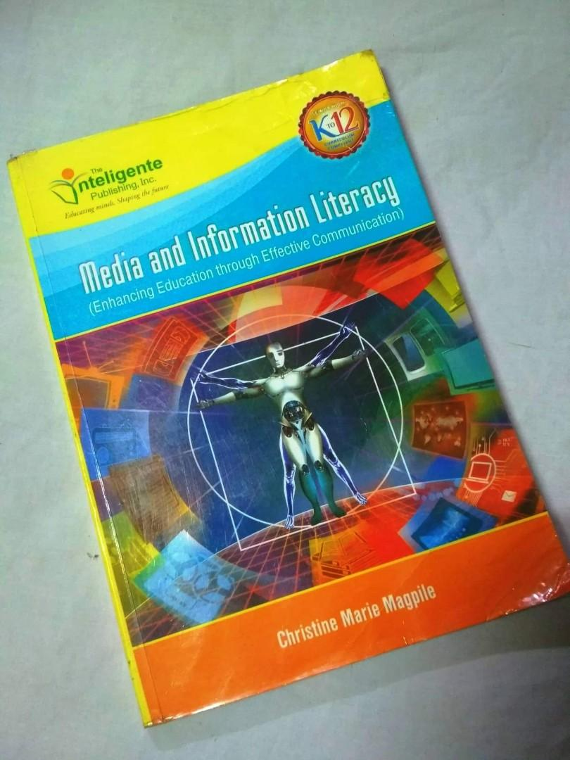 SHS Media and Information Literacy (Enhacing Education through effective Communication)