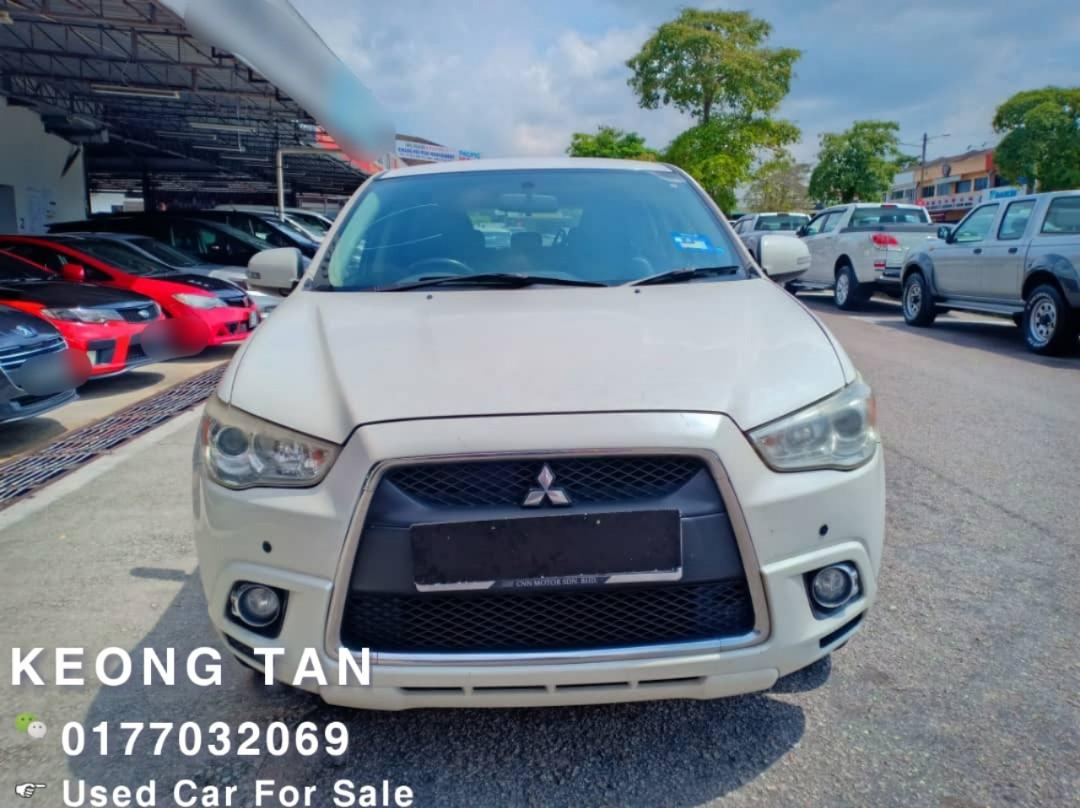 MITSUBISHI ASX 2.0AT 2012TH MIVEC ENGINE Full Spec Low MILEAGE 7XXXXKM🎉Cash Offer Price🎉Rm40,800 Only!!