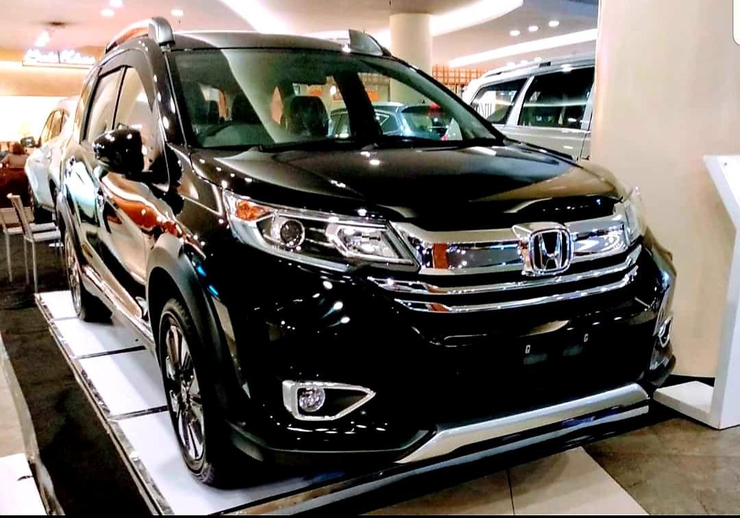 New Honda Brv Prestige free cashback Bensin senilai 6 Juta