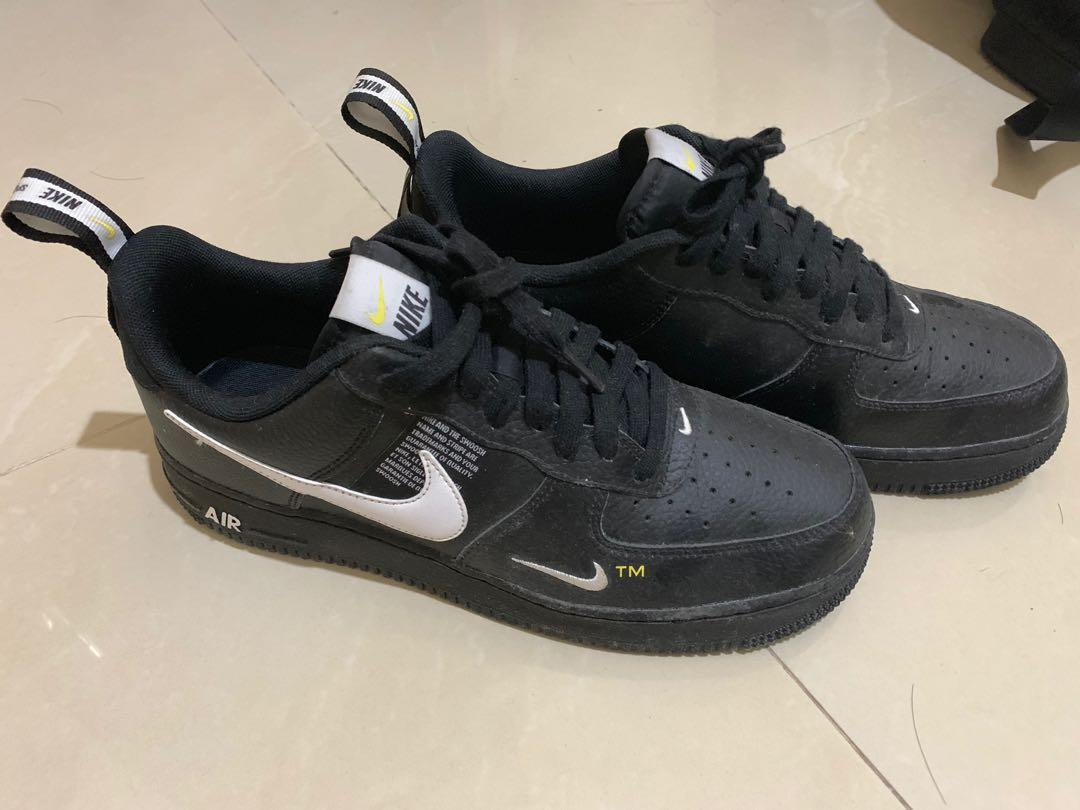 NIKE AIR FORCE 1 Lv8 Utility - AUTHENTIC KAK
