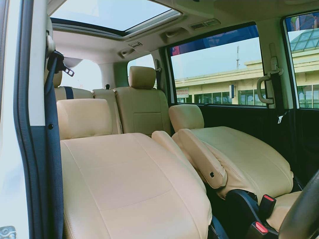 Nissan SERENA Hws Panoramik 2.0 At 2014 angs 2.2 jt