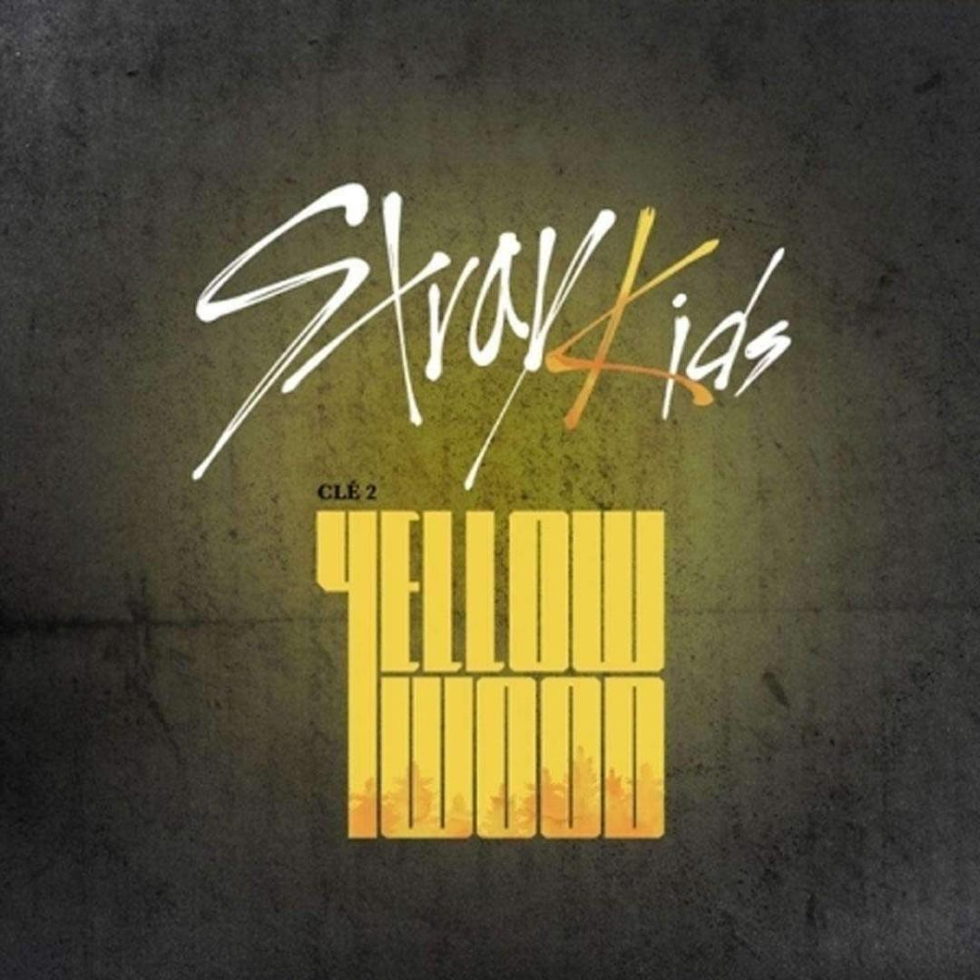 ✨PRE ORDER 🇲🇾 #STRAYKIDS Special Album [Clé 2 : Yellow Wood]