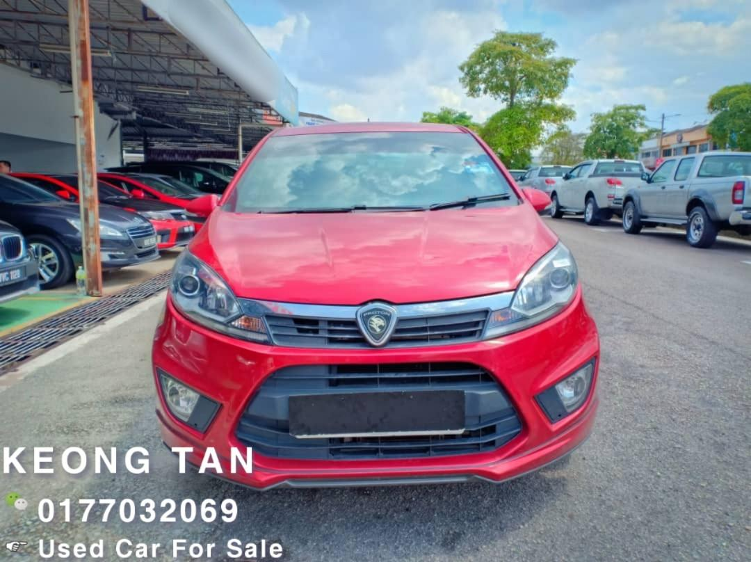 PROTON IRIZ 1.6AT EXECUTIVE FULL SPEC 2015TH Low🎉MILEAGE 4XXXXKM Cash OfferPrice Rm28,800 Only!!