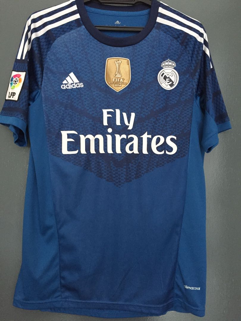 new style 1e09f a6dfb Real Madrid GK Jersey - Keylor Navas 13