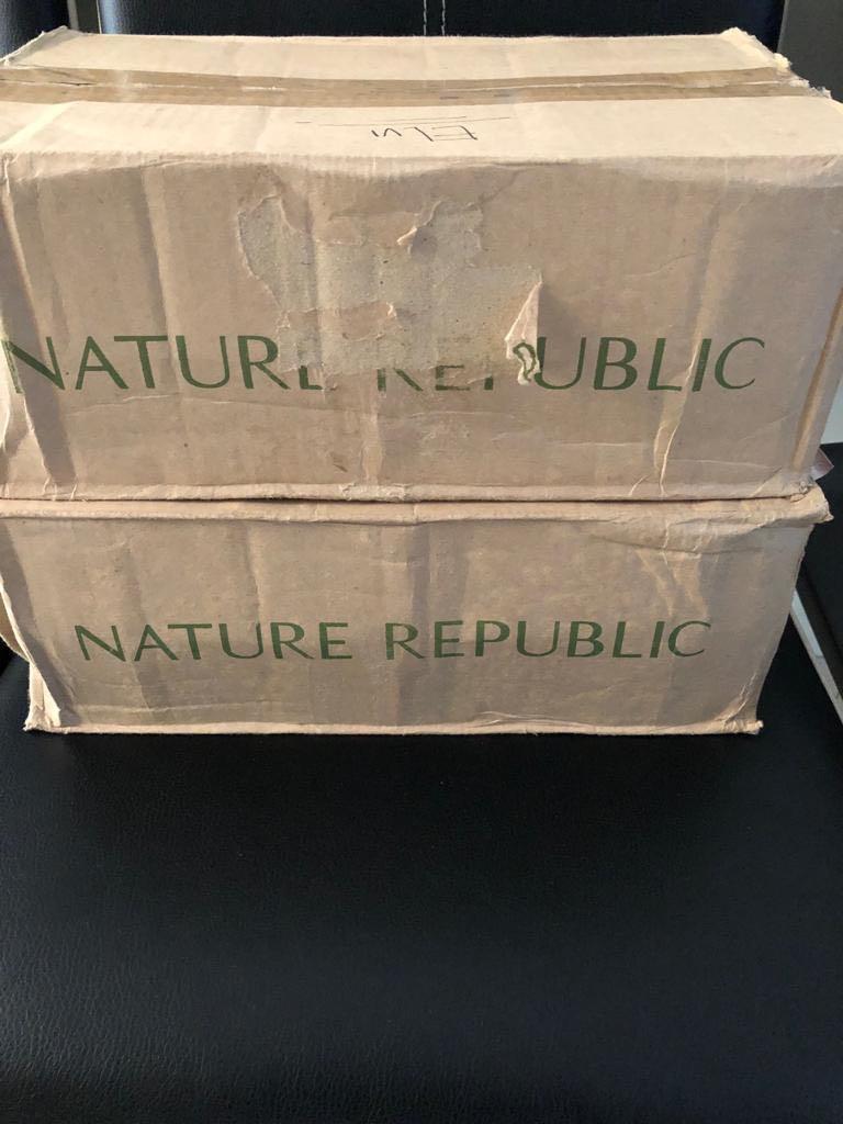 SALE - NEW Nature Republic Aloe Vera
