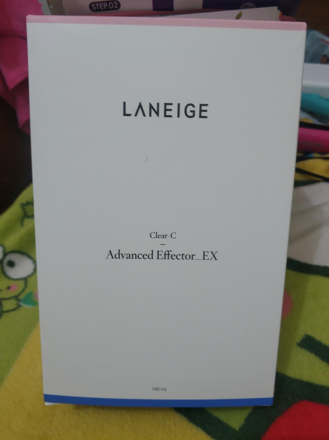 SALE LANEIGE CLEAR C EFFECTOR EX TONER
