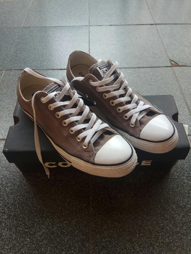 Converse Chuck Taylor All Star Charcoal