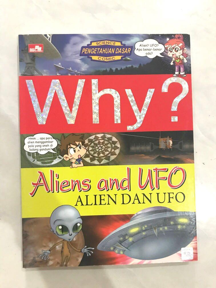Why ? Aliens and yfo