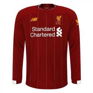 Liverpool home 2019/20 long sleeve