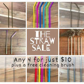 The Straw Sale
