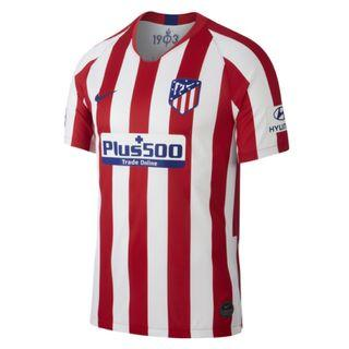 Atletico Madrid home jersey 2019/20