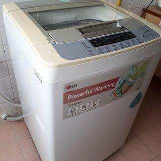 LG Power Washing Machine  TurboDrum 8kg Good Condition