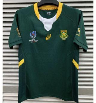 South Africa rugby 2019