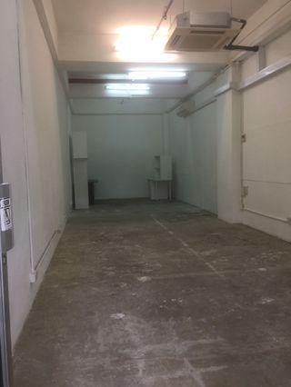 Reinstatement Office & Shop