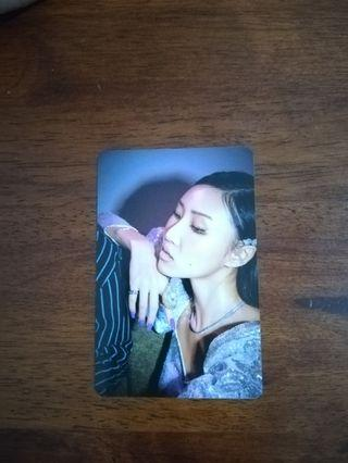 Mamamoo White Wind Album photocard