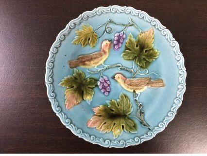 Antique dessert plates