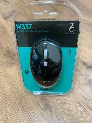全新Wireless Mouse 無線滑鼠 (Logitech M337)