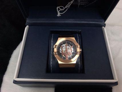 Maserati 手錶