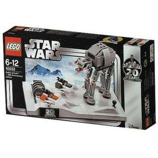 LEGO 40333 - STAR WARS - Battle of Hoth - 20th Anniversary Edition (NEW)