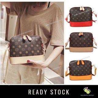 Premium Handbag Shell Fashion Bags Sling Bag Tote Beg Tangan