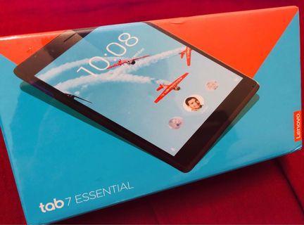 [Newly Sealed] Lenovo Tab 7 Essential