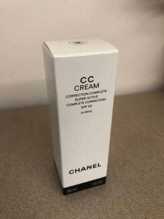 Chanel CC Cream 30ml - 20 BEIGE