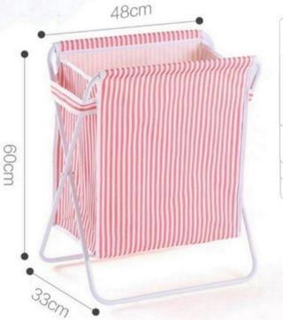 🚚 Laundry Rack Basket
