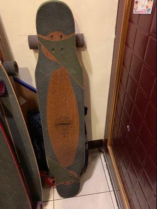 滑板 loaded 長板 Tarab
