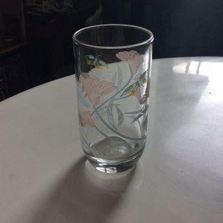 早期 印花 玻璃杯