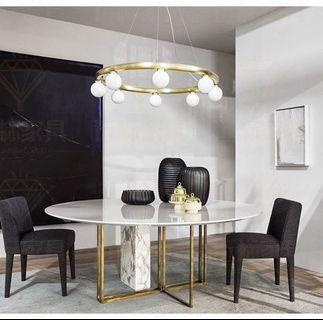 Marble Table / dining table