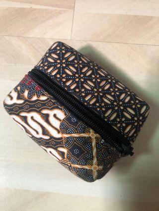 🚚 Batik Pouch coins