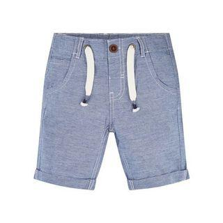 Mothercare Chambray Stripe Short
