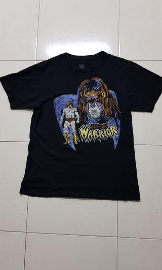 Vintage wwf shirt ultimate warrior