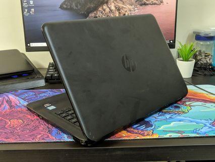 """HP Laptop 14"""" 7th Gen i5, AMD Radeon R5 2GB, 1TB HDD, 4GB RAM"""