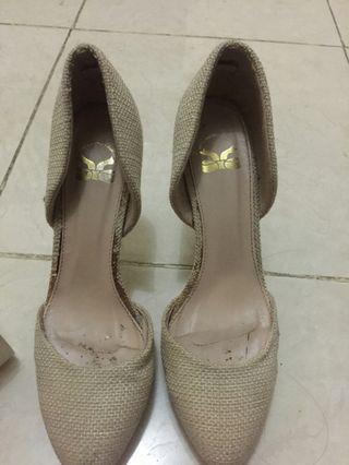 Sepatu high heels highheels the little things she needs tltsn murah meriah