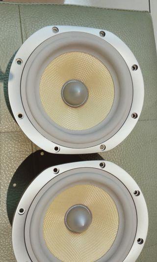 B&w5.5寸中低音喇叭,—標—隻