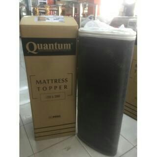 Quantum mattress topper, matres topper quantum murah