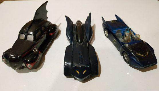 Corgi Batman Batmobile set 1:43