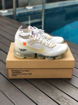 Off white vapormax 2.0 for sale