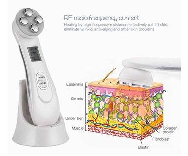 RF / EMS BEAUTY MACHINE