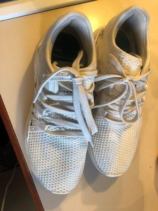 Adidas White Shoes / Sneakers