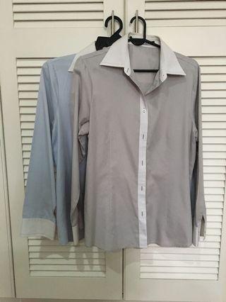 2 CHI's ladies shirt