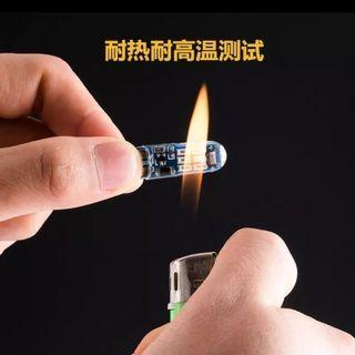 T10 led fire and water resistent ( free 6 months warranty) ice blue, white