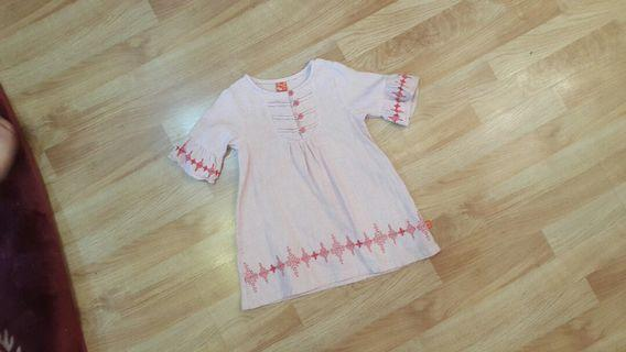 Embroidery Dress for toddler