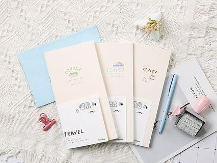 Meaning of Travel TN Notebook Refill