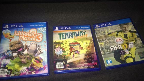 Ps4 Games tearaway