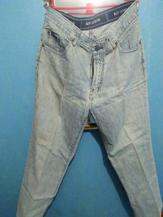 HOT SALE!!!! Boy London  Celana jeans